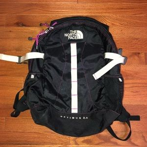 The North Face Bags - Authentic North Face Backpack!